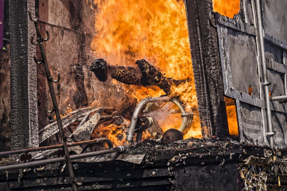 Royal Cremation in Ubud