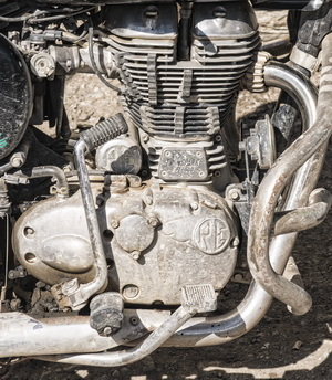 The Royal Enfield Engine