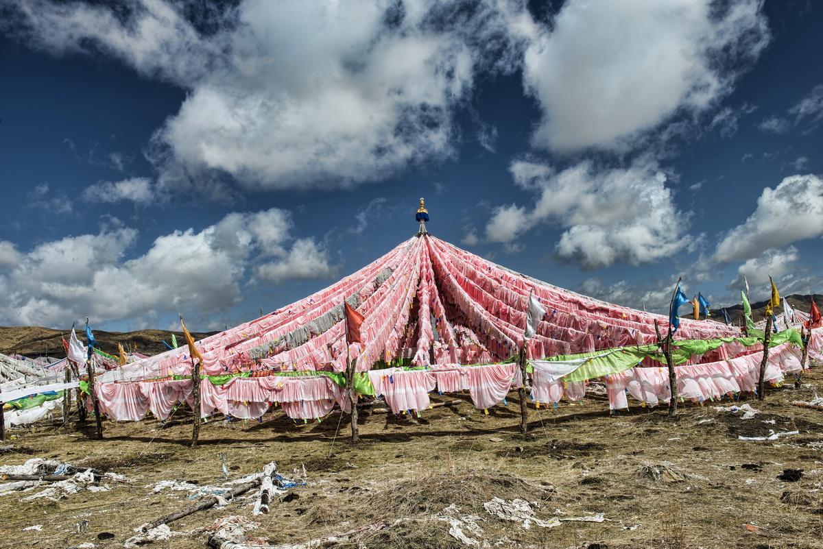 Waqie Pagodas