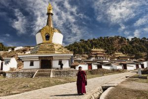 Travelling on the Tibetan Plateau – The Road to Langmusi