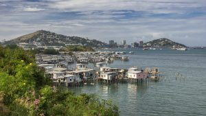Hanuabada Stilt Village in Port Moresby