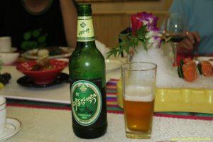 "A Night in Korea - Taedonggang ""11"" Beer"