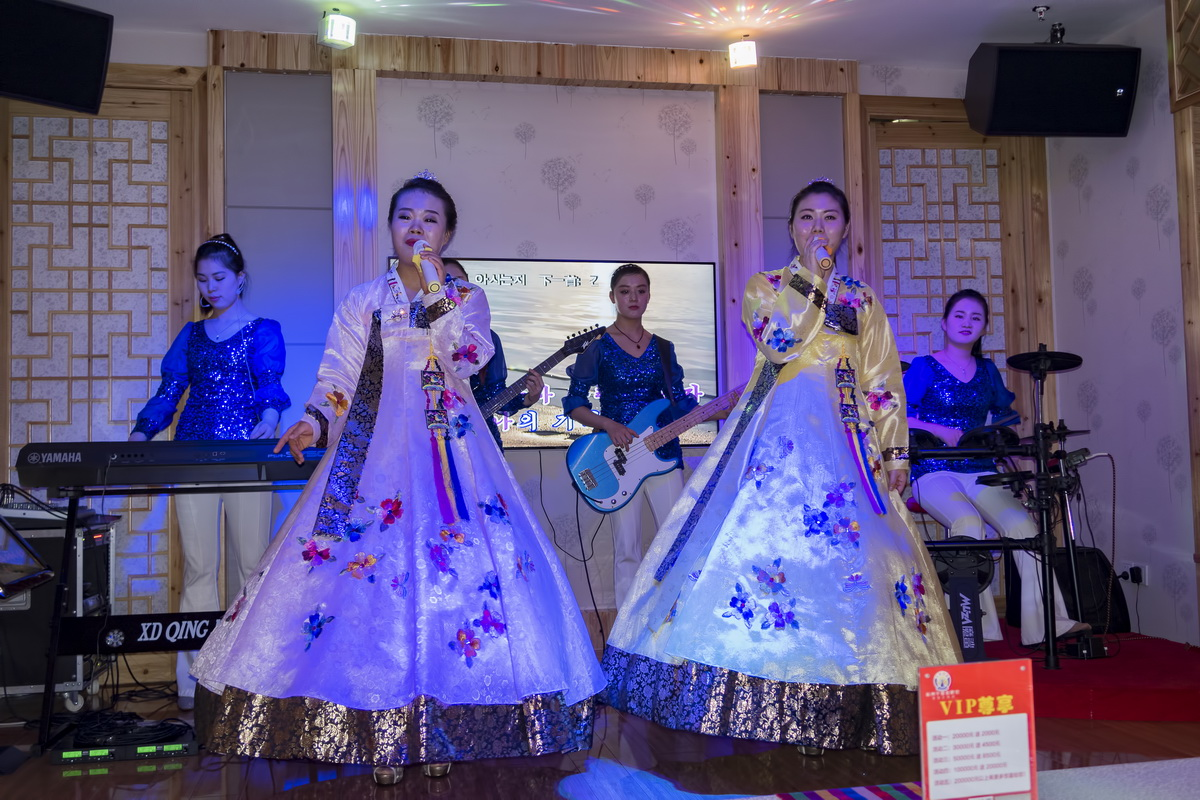 An Evening in North Korea – The Pyongyang Restaurant