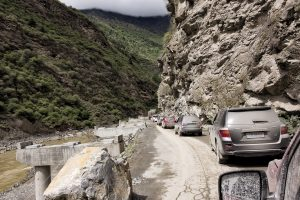 Travelling on the Tibetan Plateau – Getting to Sertar