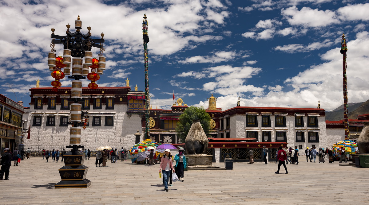 Tibet by Motorcycle