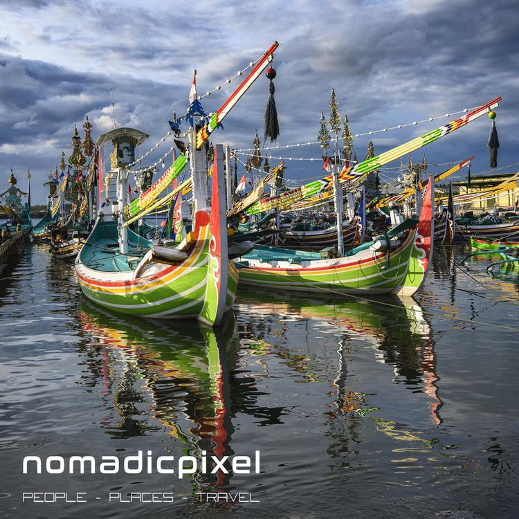 Perancak Fishing Boats