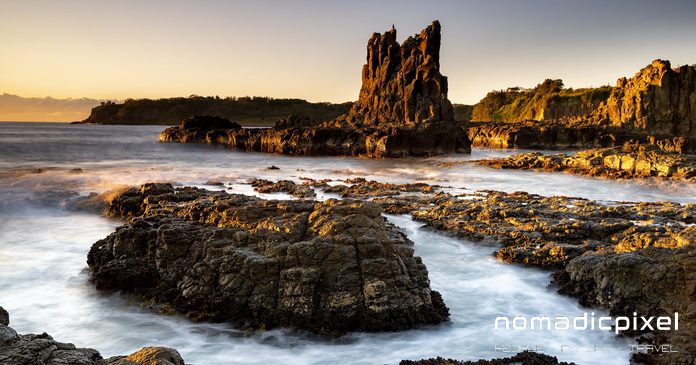 Photographing Cathedral Rocks
