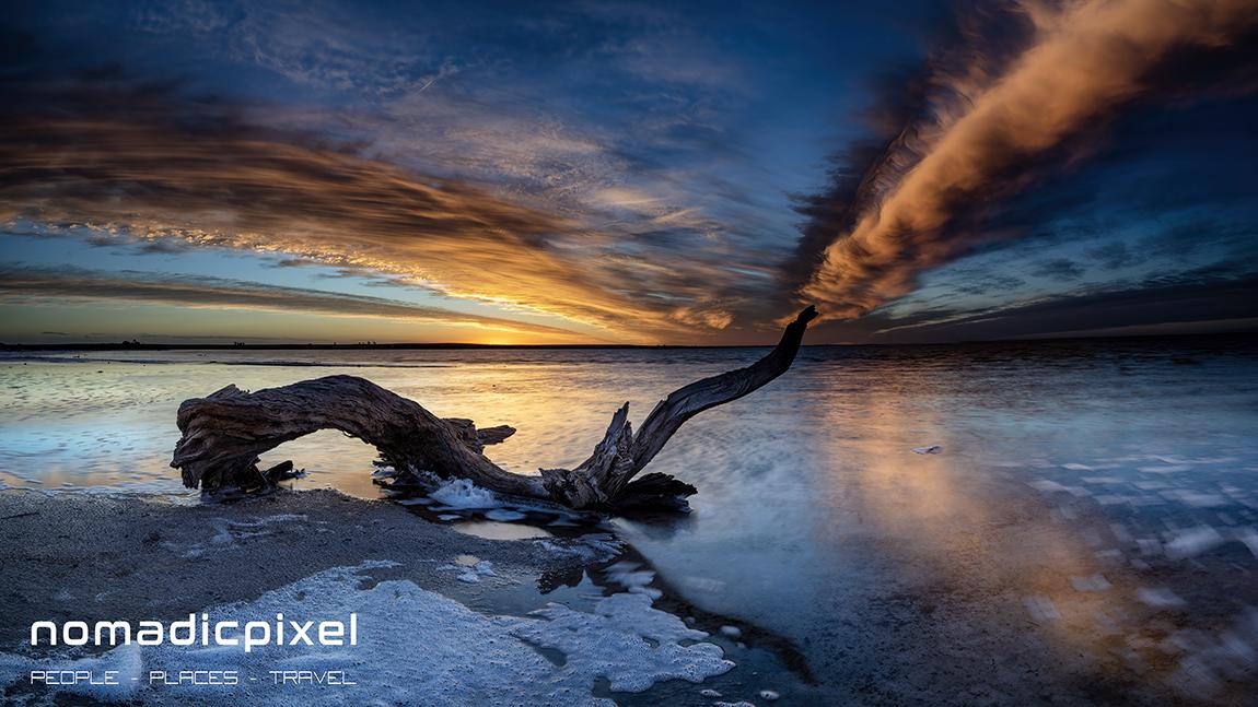Photographing Sea Lake